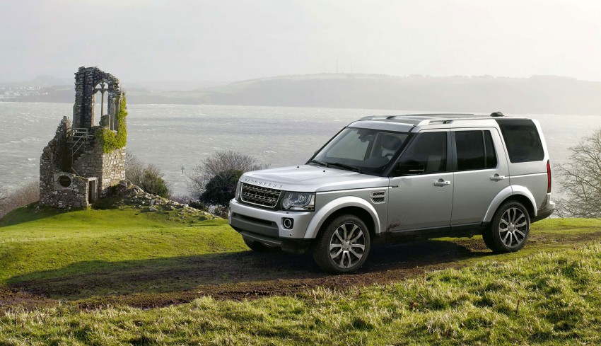 Land Rover Discovery XXV Edition – Disco turns 25 Image #229411