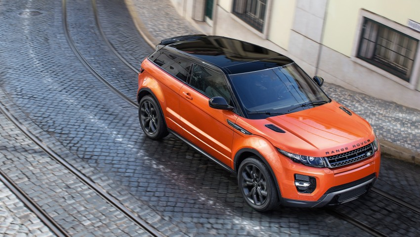 Range Rover Evoque Autobiography Dynamic – more power, sportier chassis for the new range-topper Image #232167