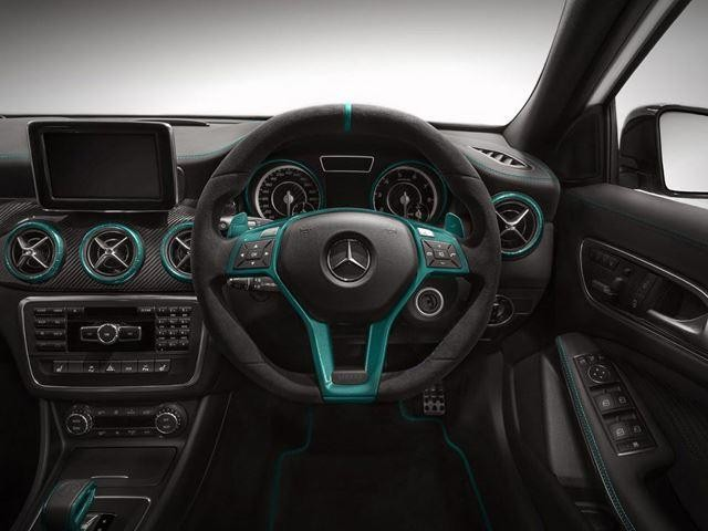 Merc A 45 AMG Petronas Green Edition – Japan only Image #225726