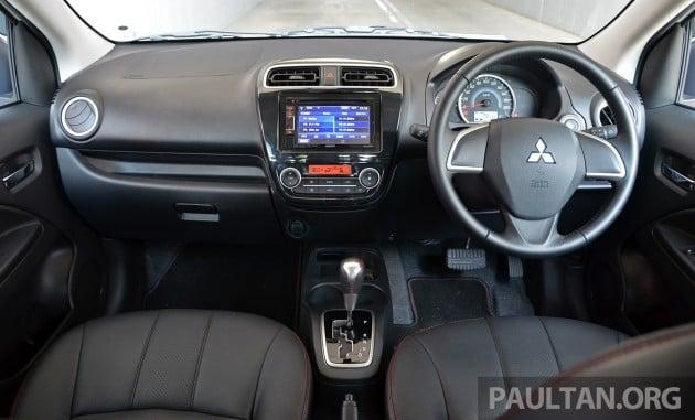Mitsubishi Attrage review-16