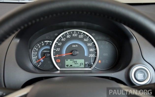 Mitsubishi Attrage review-19