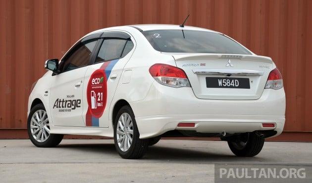 Mitsubishi Attrage review-3