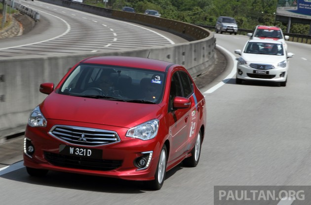 Mitsubishi Attrage review-36
