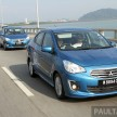 Mitsubishi Attrage review-37