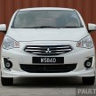 Mitsubishi Attrage review-5