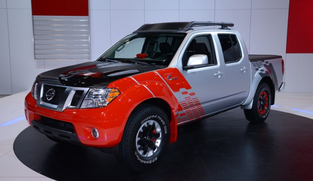 Nissan Frontier Diesel >> Nissan Frontier Diesel Runner Powered By Cummins