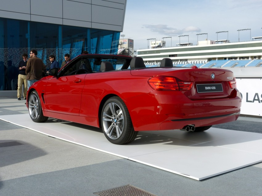 DRIVEN: BMW 435i Convertible tested in Las Vegas Image #228768