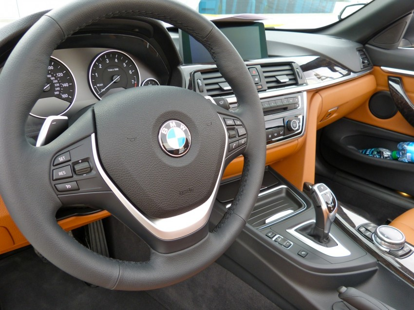 DRIVEN: BMW 435i Convertible tested in Las Vegas Image #228775