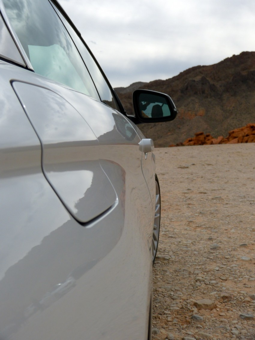 DRIVEN: BMW 435i Convertible tested in Las Vegas Image #228781