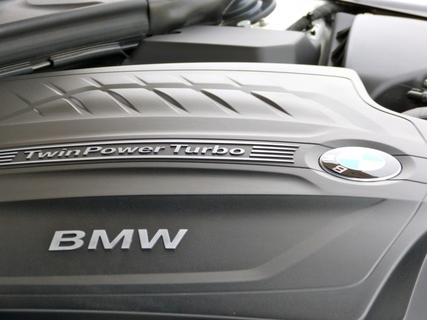 DRIVEN: BMW 435i Convertible tested in Las Vegas Image #228782