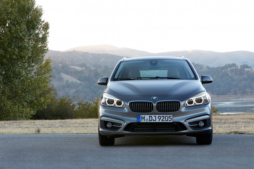 F45 BMW 2 Series Active Tourer – scoring some firsts Image #228339