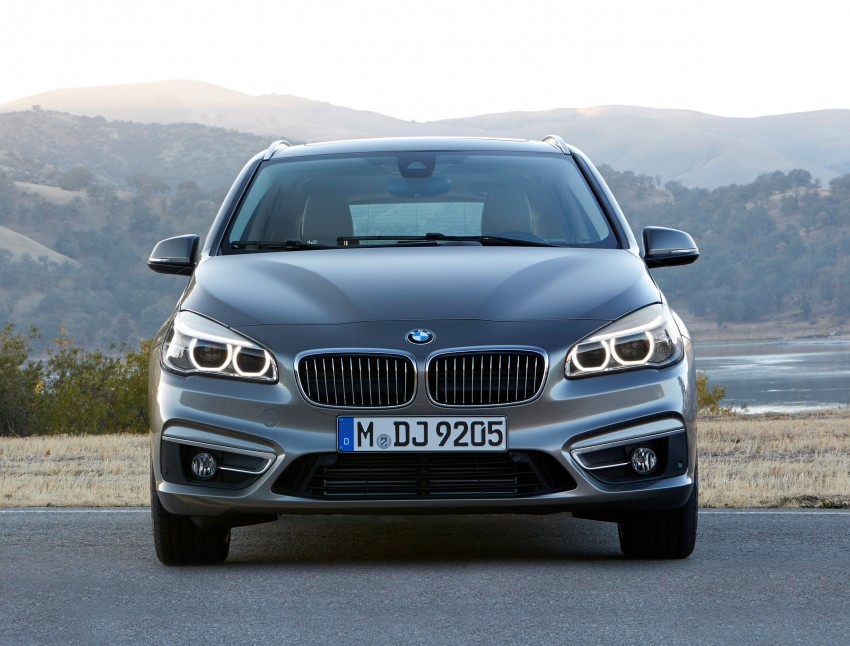F45 BMW 2 Series Active Tourer – scoring some firsts Image #228375