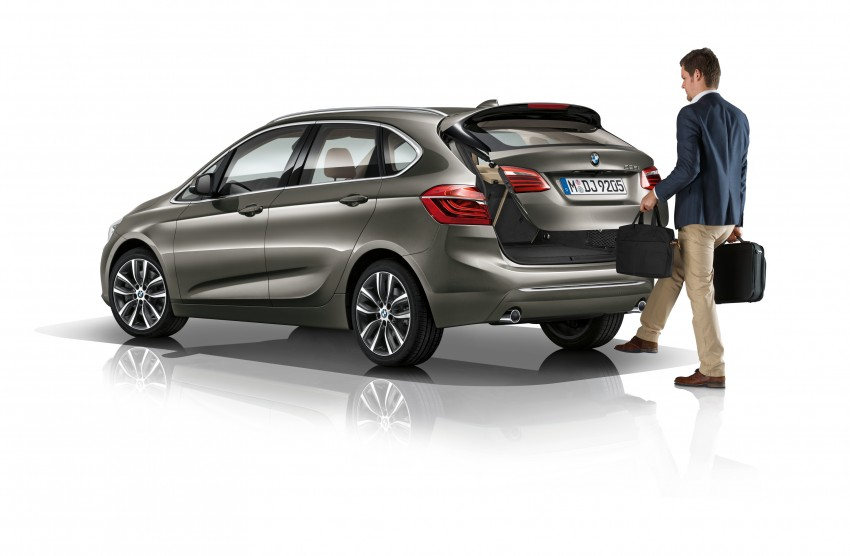 F45 BMW 2 Series Active Tourer – scoring some firsts Image #228356