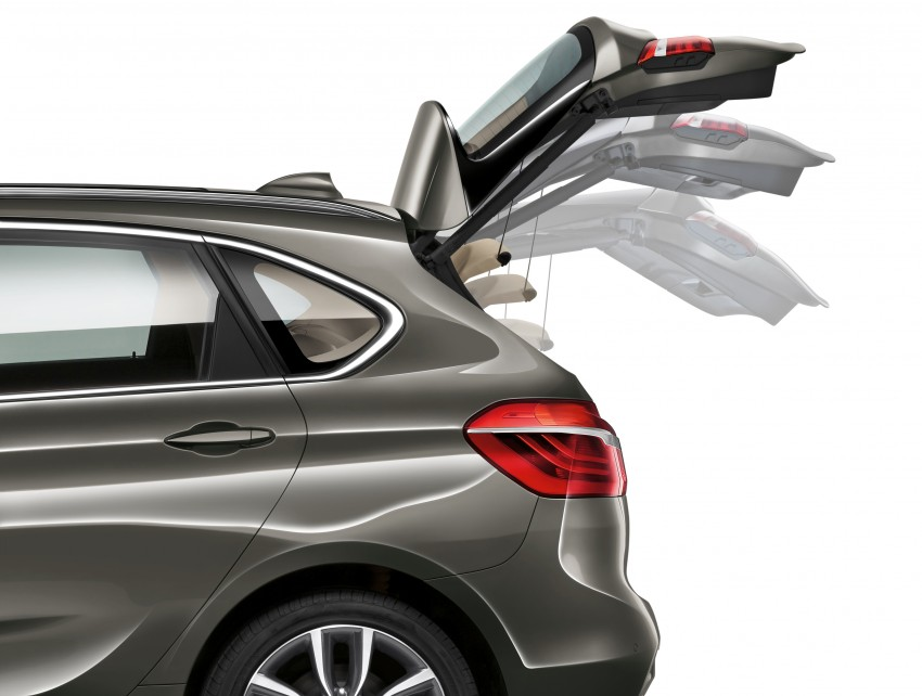 F45 BMW 2 Series Active Tourer – scoring some firsts Image #228357