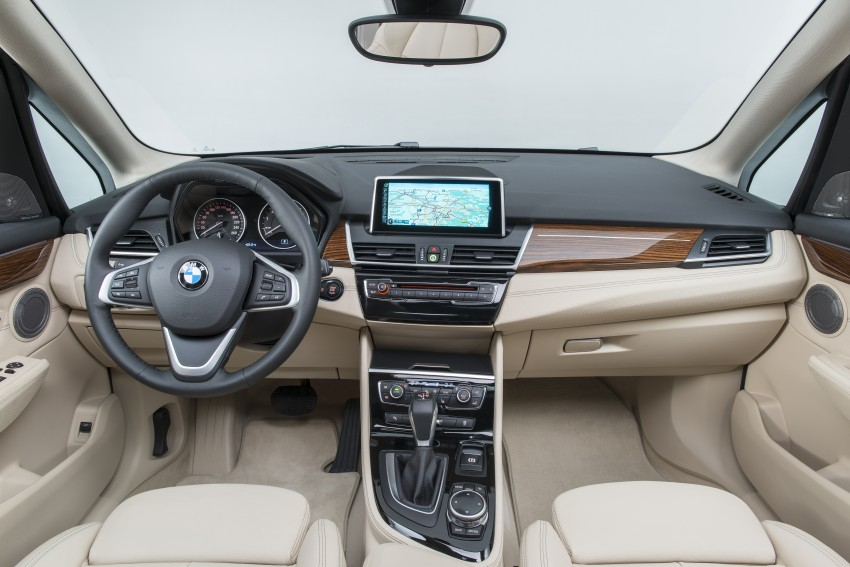 F45 BMW 2 Series Active Tourer – scoring some firsts Image #228449
