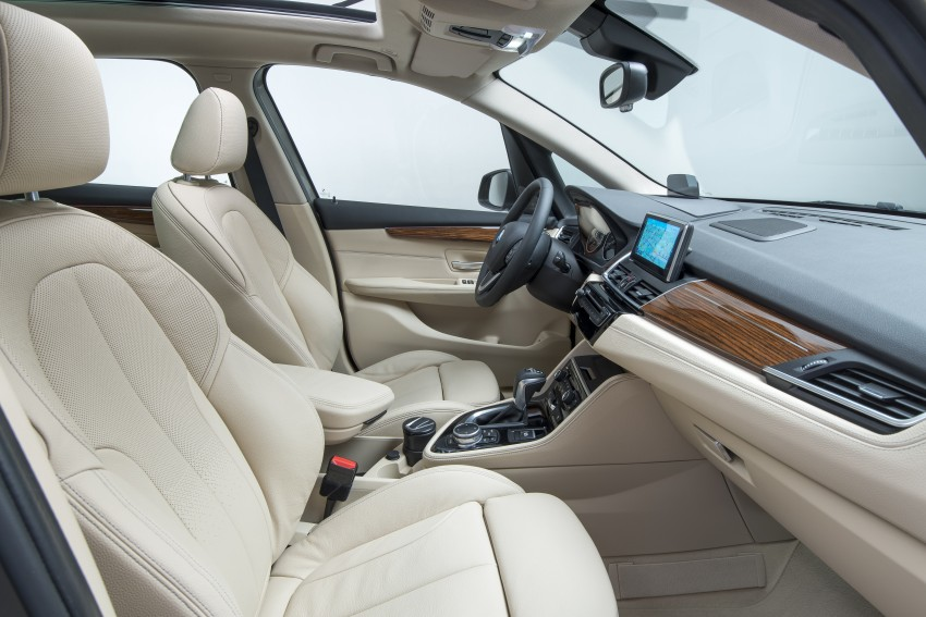 F45 BMW 2 Series Active Tourer – scoring some firsts Image #228424