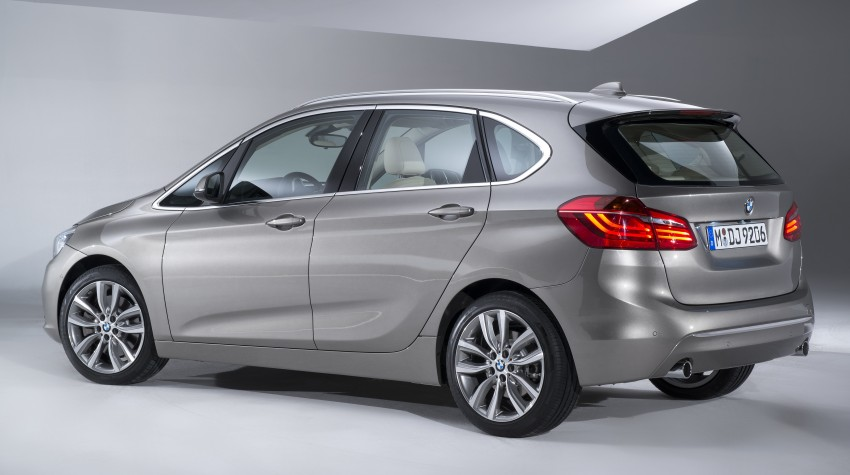 F45 BMW 2 Series Active Tourer – scoring some firsts Image #228504