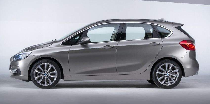 F45 BMW 2 Series Active Tourer – scoring some firsts Image #228502