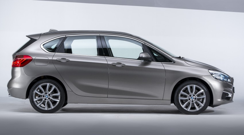 F45 BMW 2 Series Active Tourer – scoring some firsts Image #228503