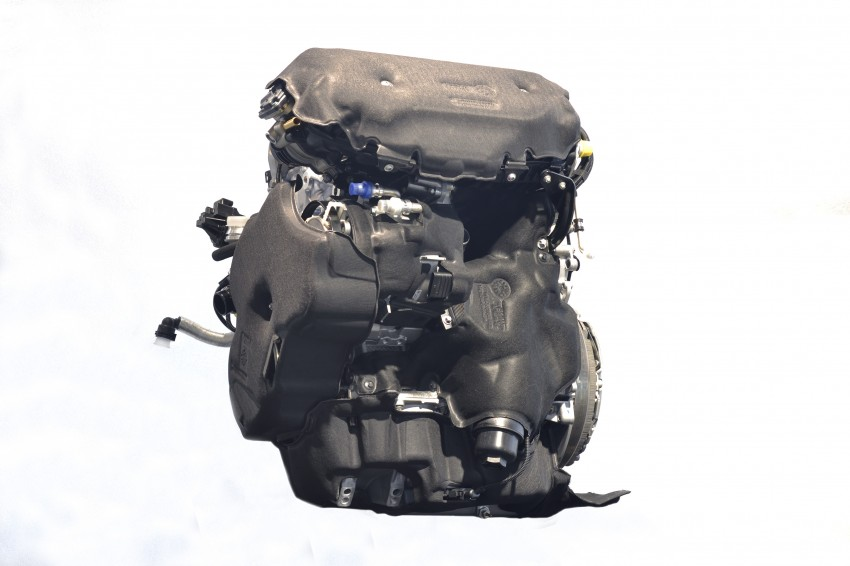BMW's new B48 2.0 litre four-cylinder TwinPower Turbo engine to produce up to 255 hp and 400 Nm Image #230481