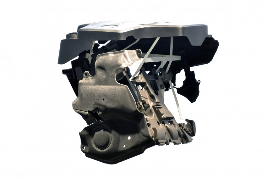 BMW's new B48 2.0 litre four-cylinder TwinPower Turbo engine to produce up to 255 hp and 400 Nm Image #230482
