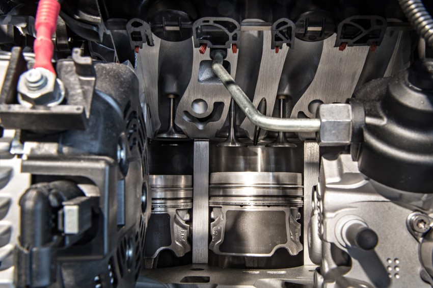 BMW's new B48 2.0 litre four-cylinder TwinPower Turbo engine to produce up to 255 hp and 400 Nm Image #230484
