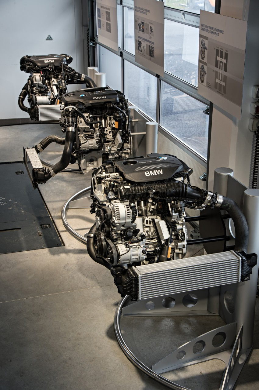BMW's new B48 2.0 litre four-cylinder TwinPower Turbo engine to produce up to 255 hp and 400 Nm Image #230479