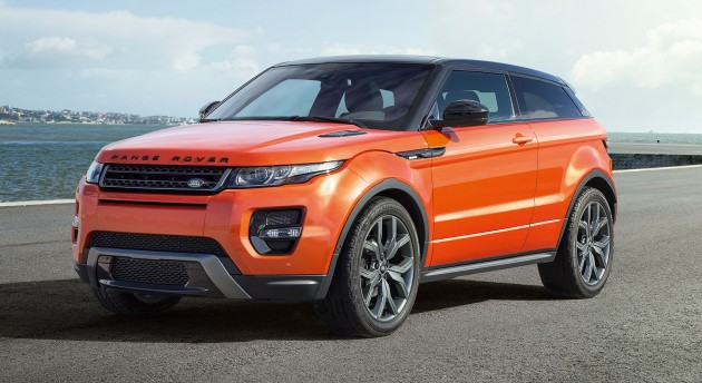 Range Rover Evoque Autobiography Dynamic More Power Sportier