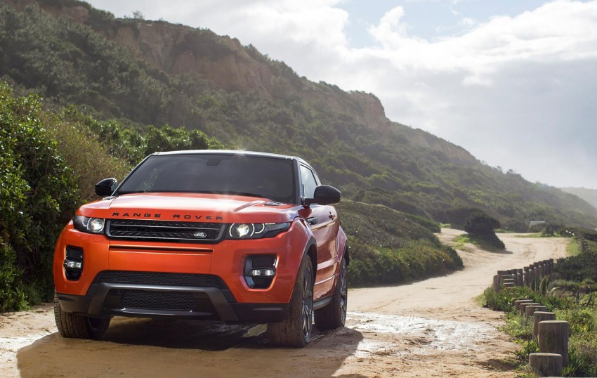 Range Rover Evoque Autobiography Dynamic – more power, sportier chassis for the new range-topper Image #229368