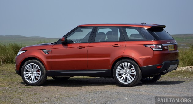 Range Rover Sport Malaysian Test Drive Review