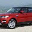 Range Rover Sport UK 22
