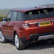 Range Rover Sport UK 25