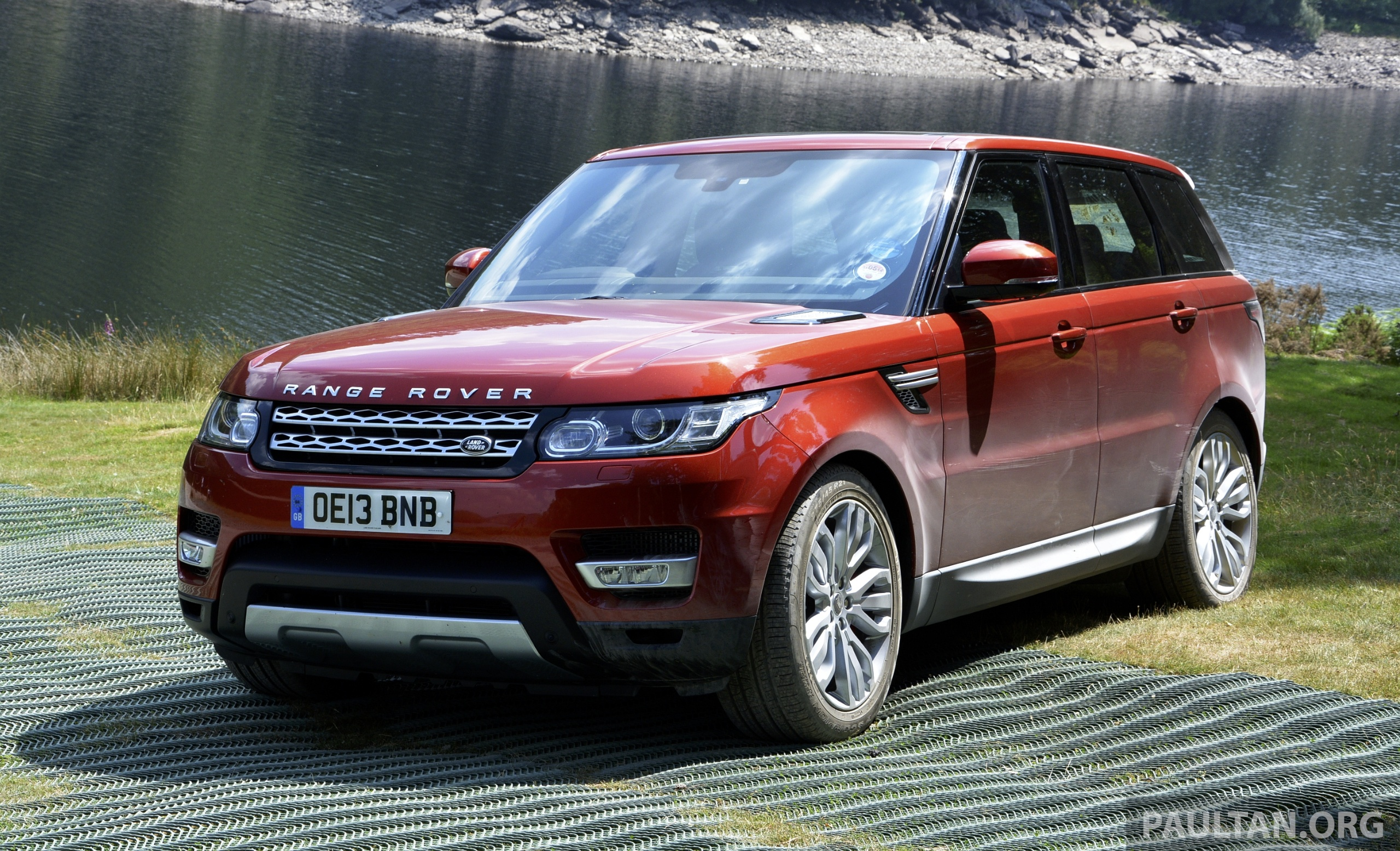 Range Rover Sport >> DRIVEN: 2014 Range Rover Sport tested in the UK Image 231467