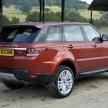 Range Rover Sport UK 45