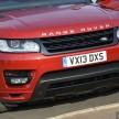Range Rover Sport UK 5