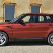 Range Rover Sport UK 50