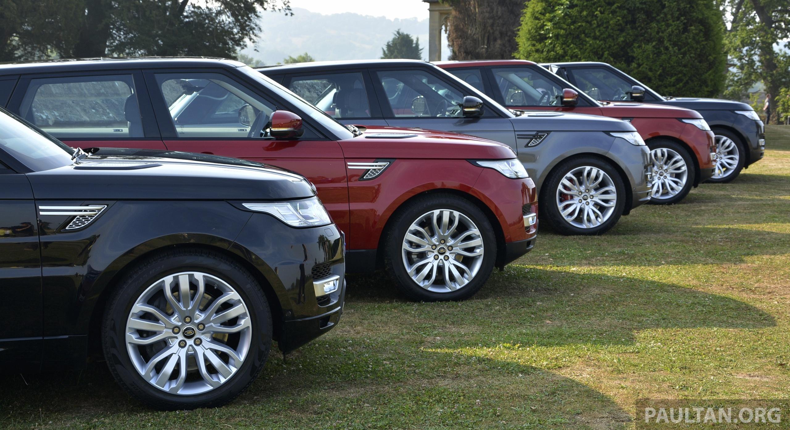 Dodge Power Wagon For Sale Near Me >> Range Rover Sport 2018 | Best Car Specs & Models