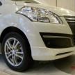 Suzuki Ertiga Sporty Indonesia 1