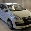 Suzuki Ertiga Sporty Indonesia 10