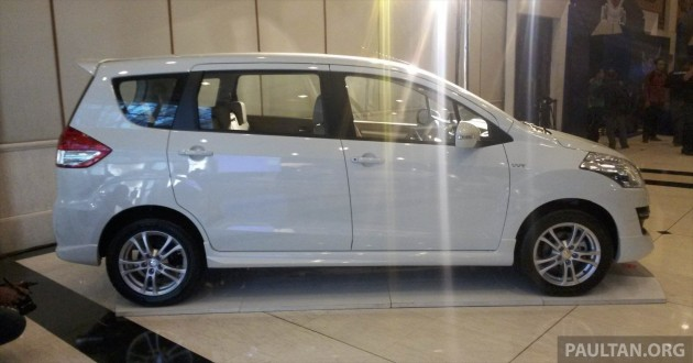 Suzuki Ertiga Sporty Indonesia 12