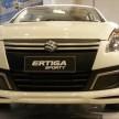 Suzuki Ertiga Sporty Indonesia 4