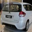 Suzuki Ertiga Sporty Indonesia 9