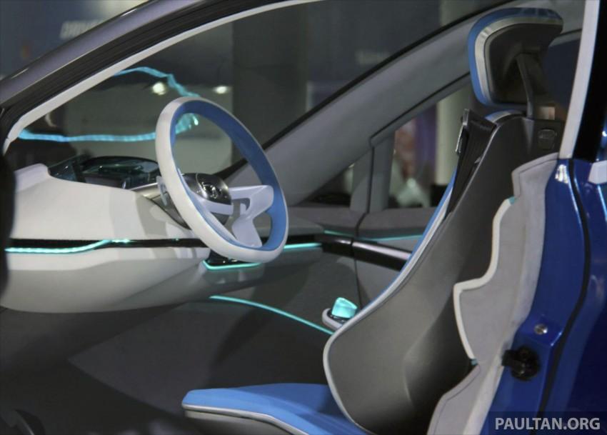 Tata Nexon concept – shaping a modern compact SUV Image #227340