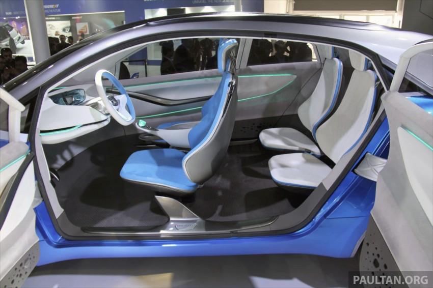 Tata Nexon concept – shaping a modern compact SUV Image #227341