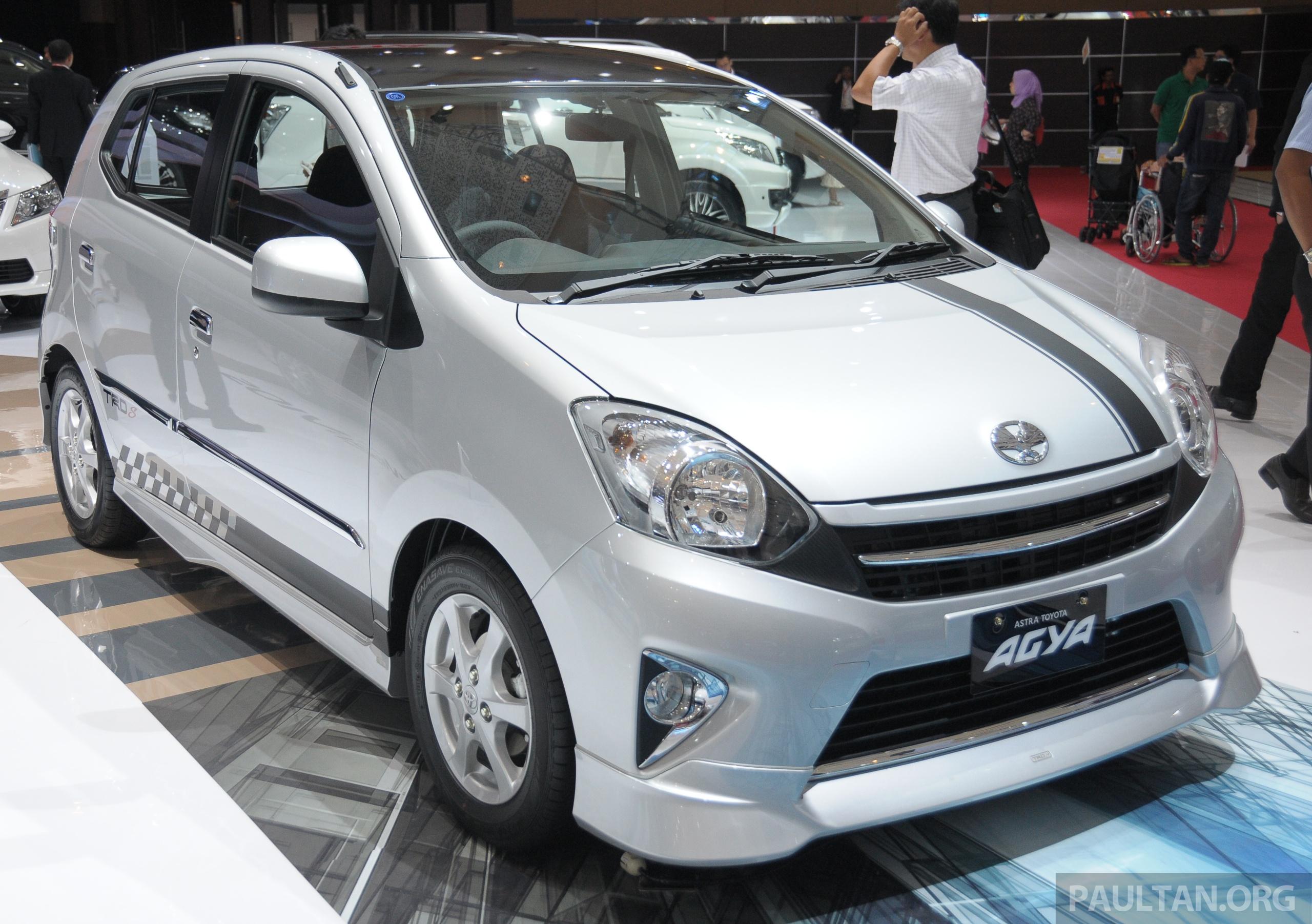 Toyota Wigo 2018 Philippines >> Toyota Agya - export begins to the Philippines