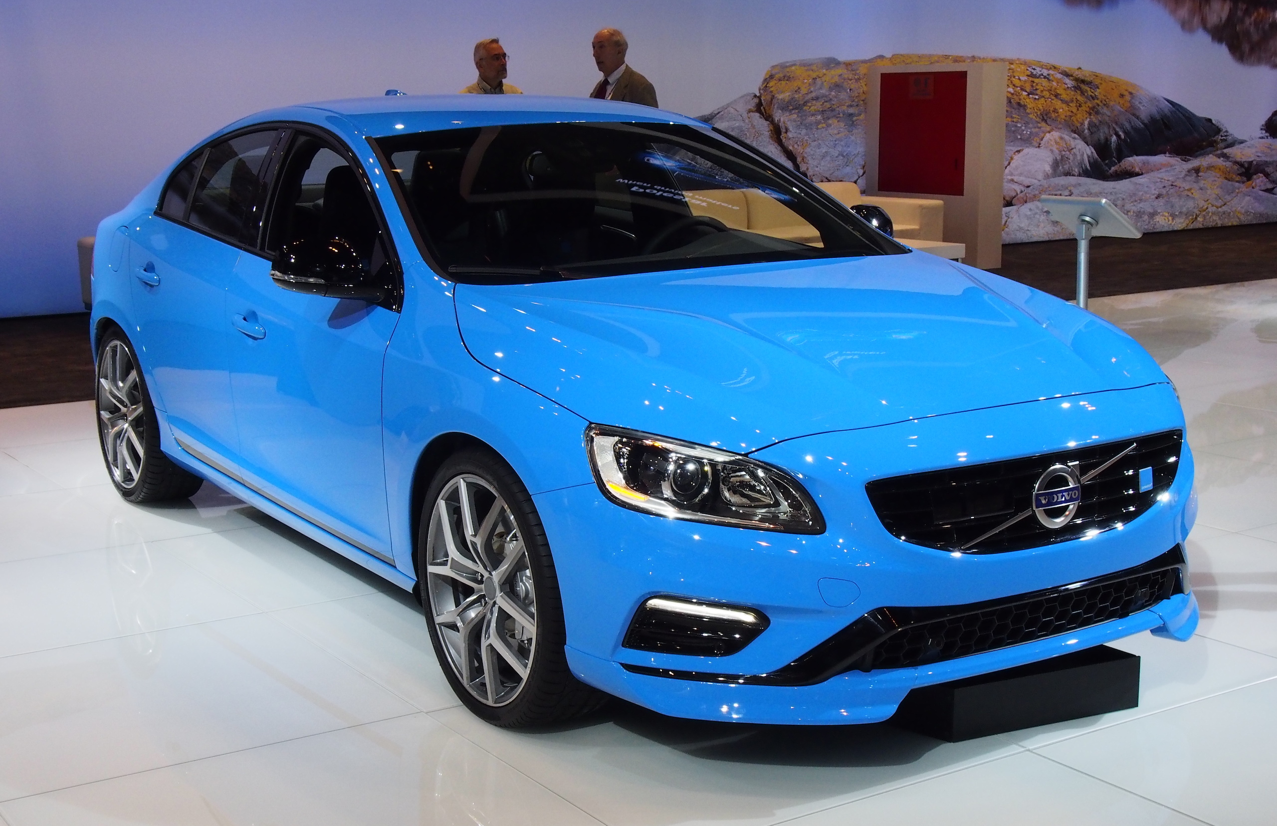 Volvo S60 and V60 Polestar unveiled - 345 hp, 500 Nm