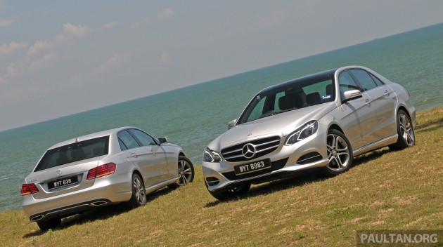 driven: w212 mercedes e-class facelift - e 200, e 250 review