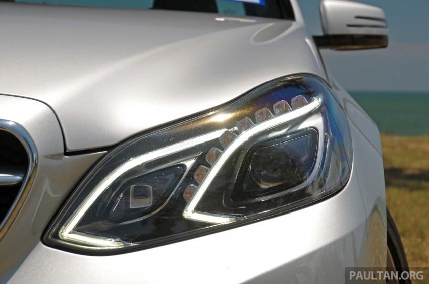 DRIVEN: W212 Mercedes E-Class facelift – E 200, E 250 Image #228564