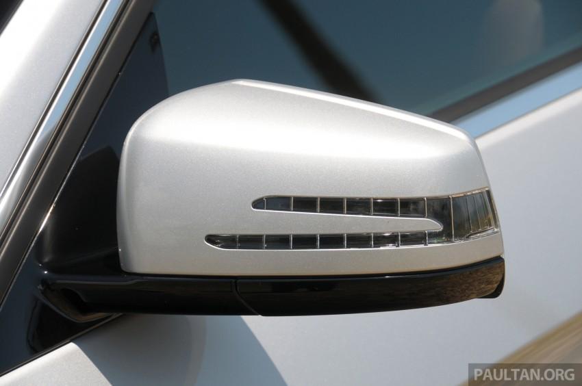 DRIVEN: W212 Mercedes E-Class facelift – E 200, E 250 Image #228567
