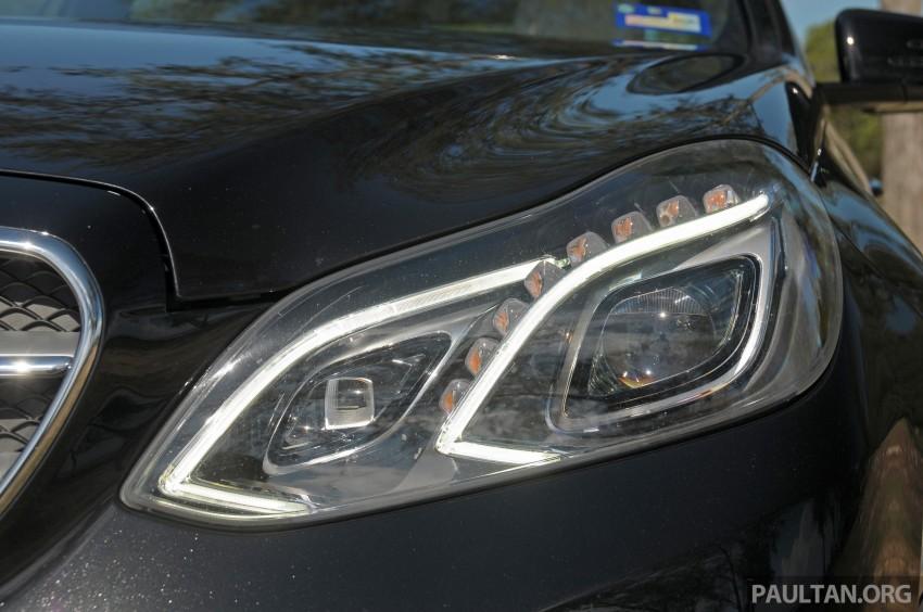 DRIVEN: W212 Mercedes E-Class facelift – E 200, E 250 Image #228579